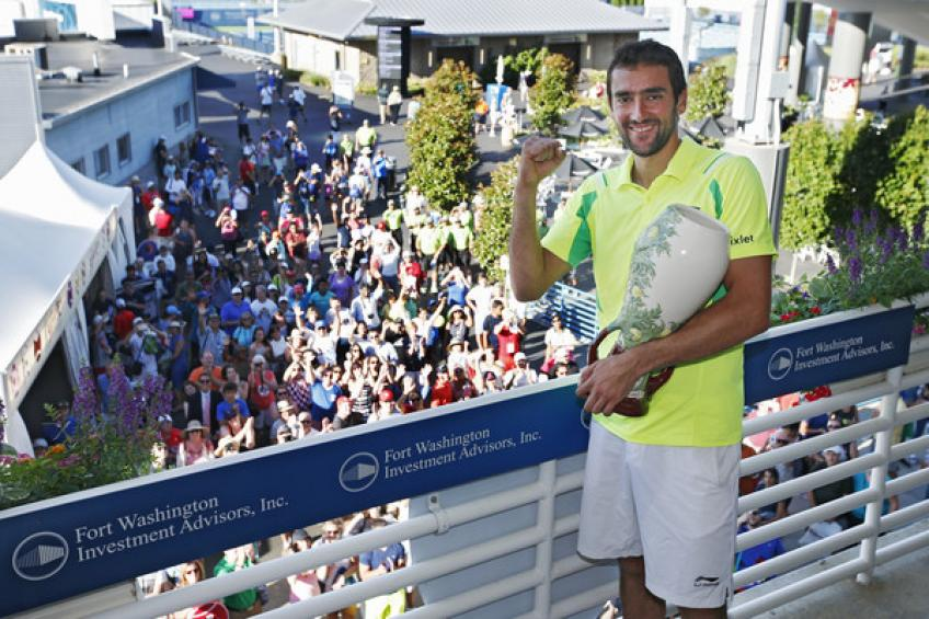Flashback Cincinnati: Marin Cilic downs Andy Murray for first Masters 1000 crown