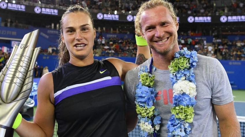 Dmitry Tursunov speaks on the split from Aryna Sabalenka