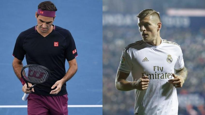Toni Kroos: Roger Federer is super easy to talk to and joyful