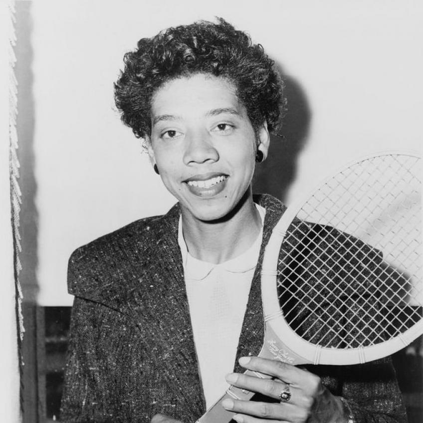 Tennis world remembers Althea Gibson on what would have been her 93rd birthday
