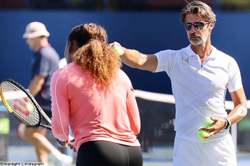 Mouratoglou reveals Serena Williams' mindset trick that brought her 23 Grand Slams