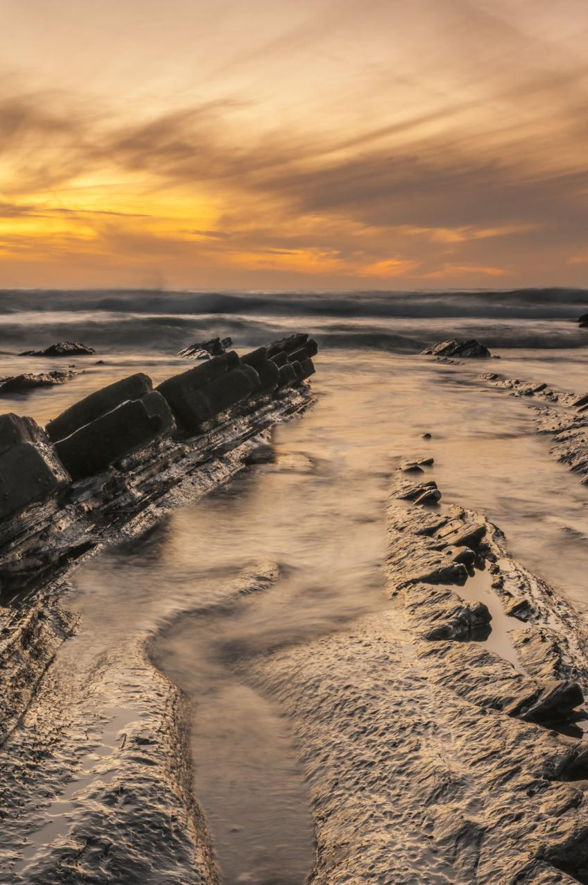 Breathtaking Barrika and its hidden beach is Jon Rahm's birth town