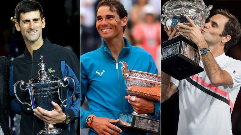 Djokovic: 'The GOAT debate between me, Federer and Nadal will never be interrupted'