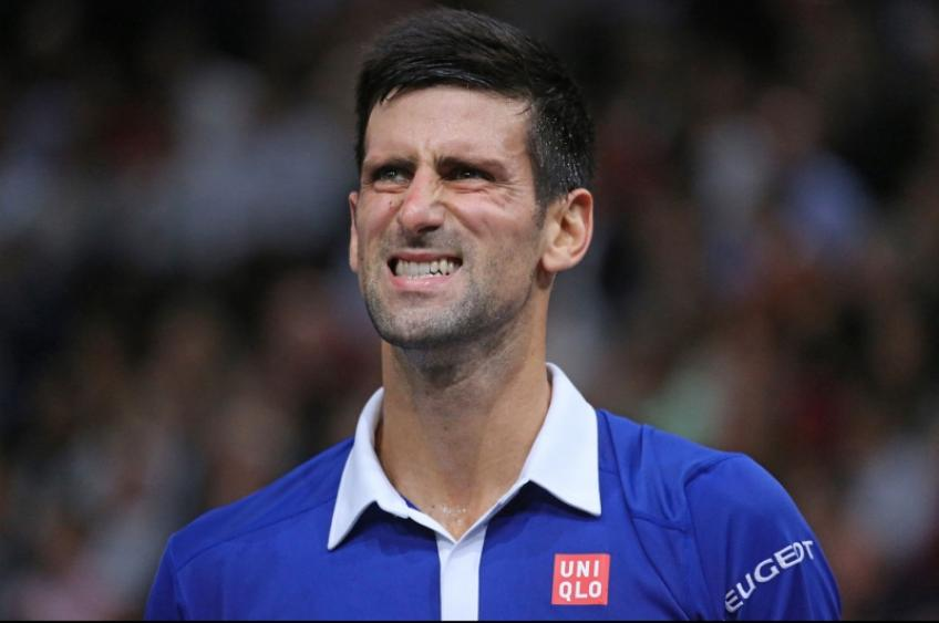 Becker: It's strange for Novak Djokovic to play in front of an empty stadium