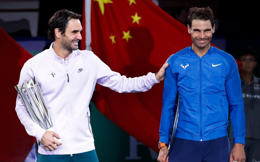 'Roger Federer and Nadal have honored this sport, because...', says former player
