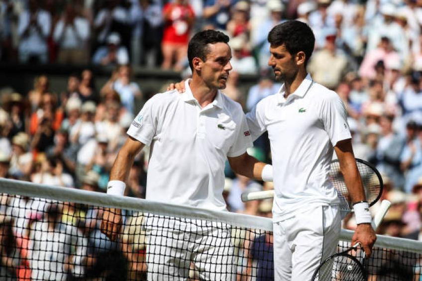 Roberto Bautista Agut: I was so close to beating Novak Djokovic