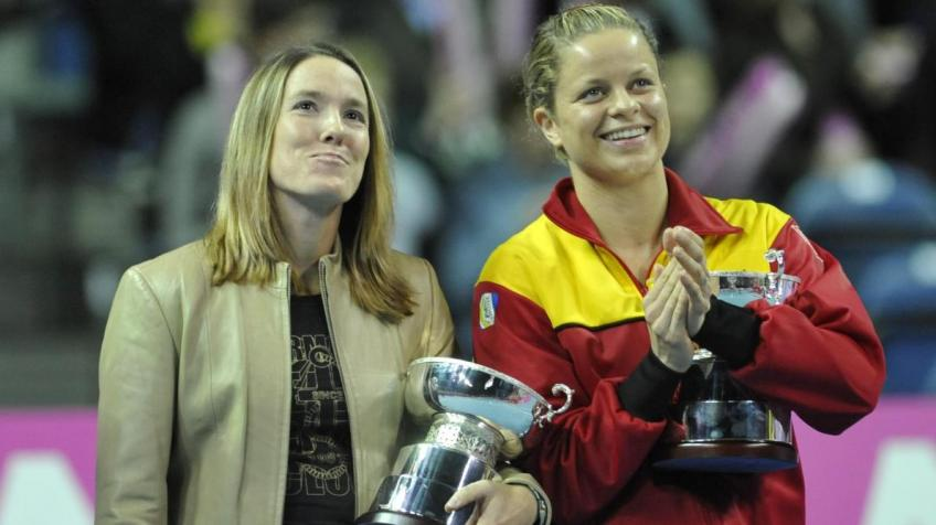 Justine Henin: Kim Clijsters wants to push her limits as far as possible