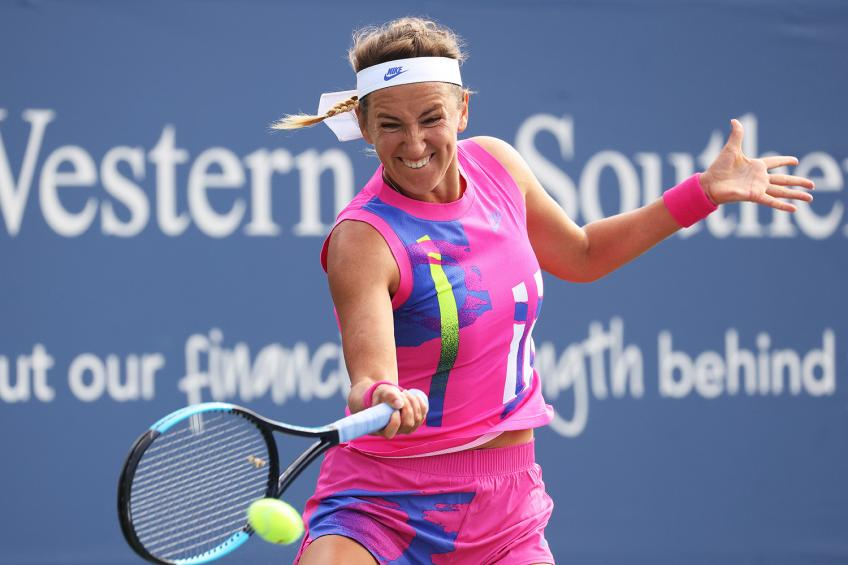 Western & Southern Open: Victoria Azarenka wins 1st title in four years