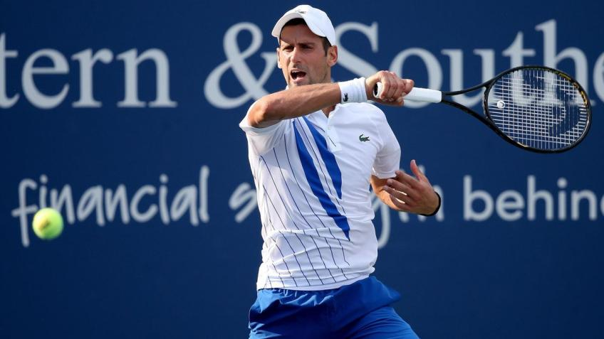 Novak Djokovic updates his health status ahead of US Open first round