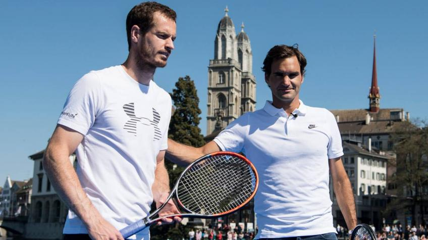 Becker: 'Murray could benefit from the break more than Federer, Nadal, Djokovic'