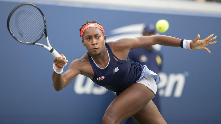 Coco Gauff looks ahead after 1st round loss: Biggest thing is I just need experience