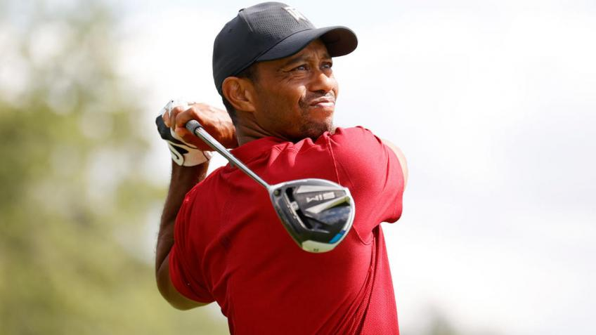Tiger Woods gearing up for U.S. Open