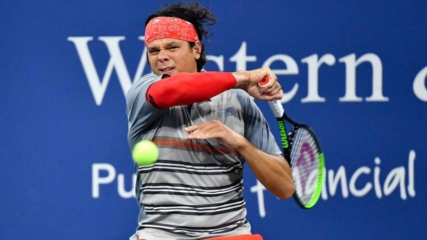 Milos Raonic fears false positive test