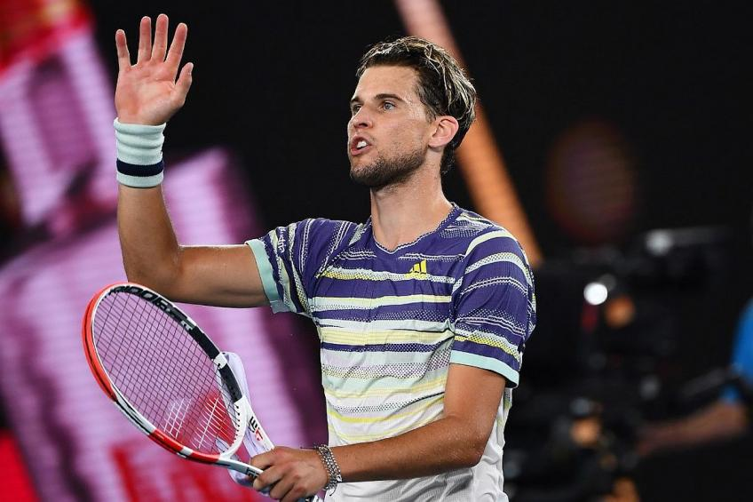 Dominic Thiem: Rafael Nadal & Roger Federer absence not nice but also not big deal