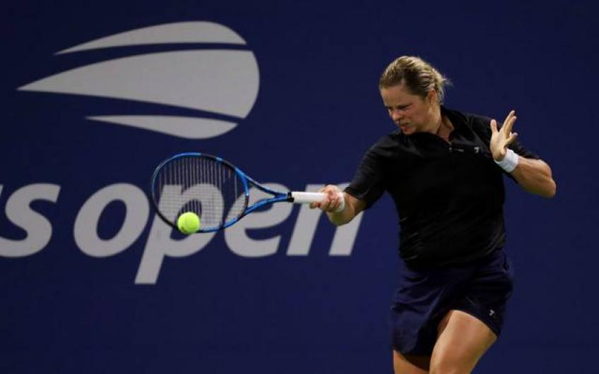 Kim Clijsters: It's still fun to be out there.. We'll see what the future holds