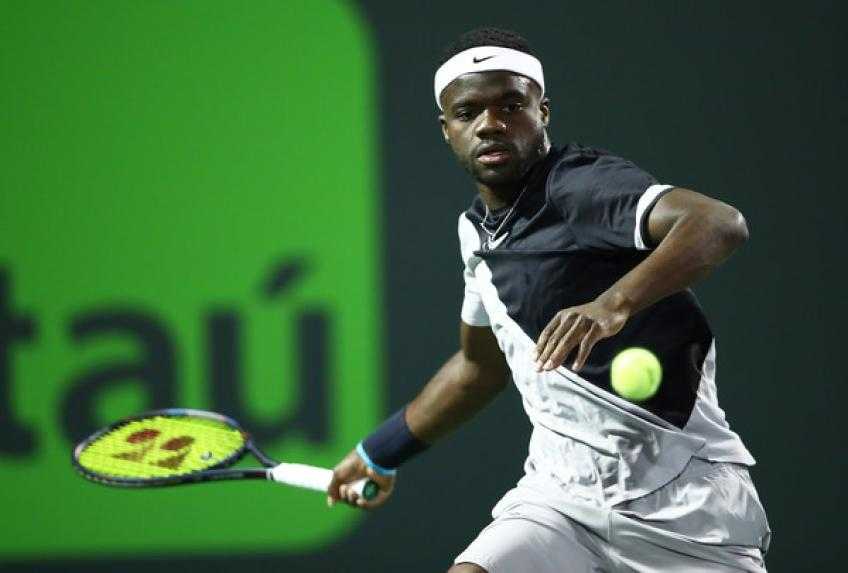 John Millman: Frances Tiafoe is one of the best athletes out there
