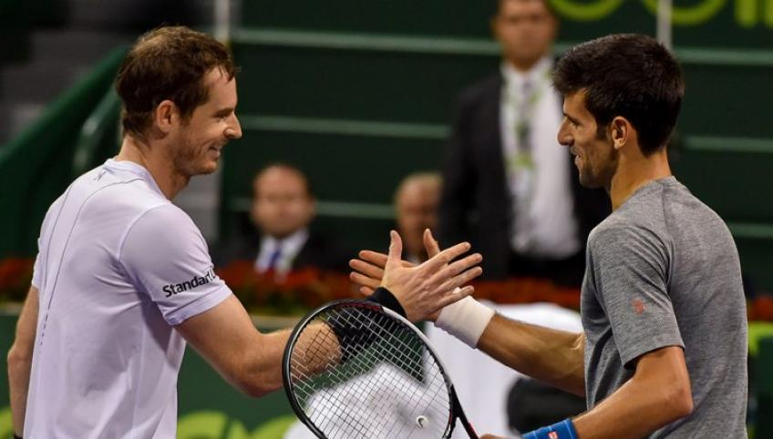 Novak Djokovic on Andy Murray: He is truly a champion