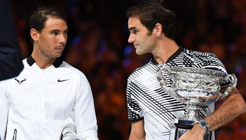 'Roger Federer and Rafael Nadal are two of the greatest', says German star