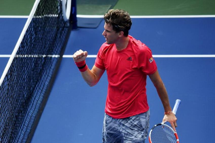 ATP US Open: Dominic Thiem stands strong. Andrey Rublev, Roberto Bautista Agut win