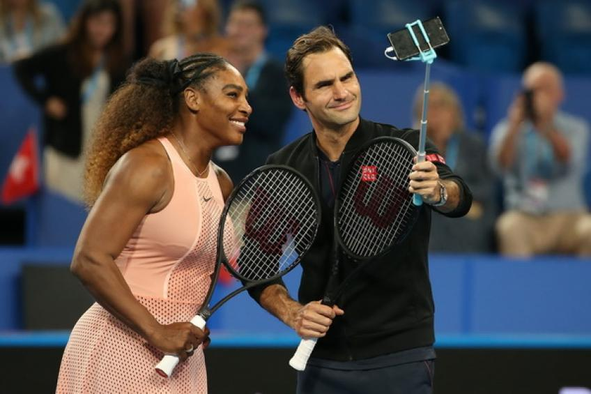 Serena Williams moves ahead of Roger Federer on massive Major record