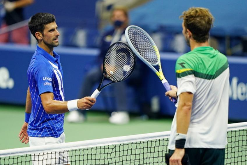 Novak Djokovic enters exclusive 'Club 600' with Roger Federer and Guillermo Vilas