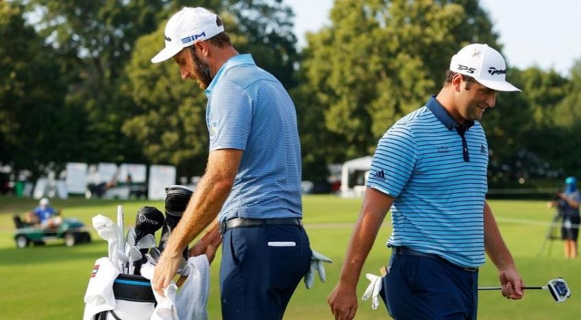 The battle of the best is on at PGA Tour Championship