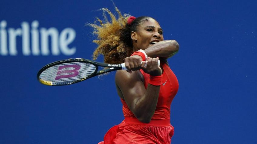 Serena Williams: Try to think how fortunate I'm to be in this position & to be Serena