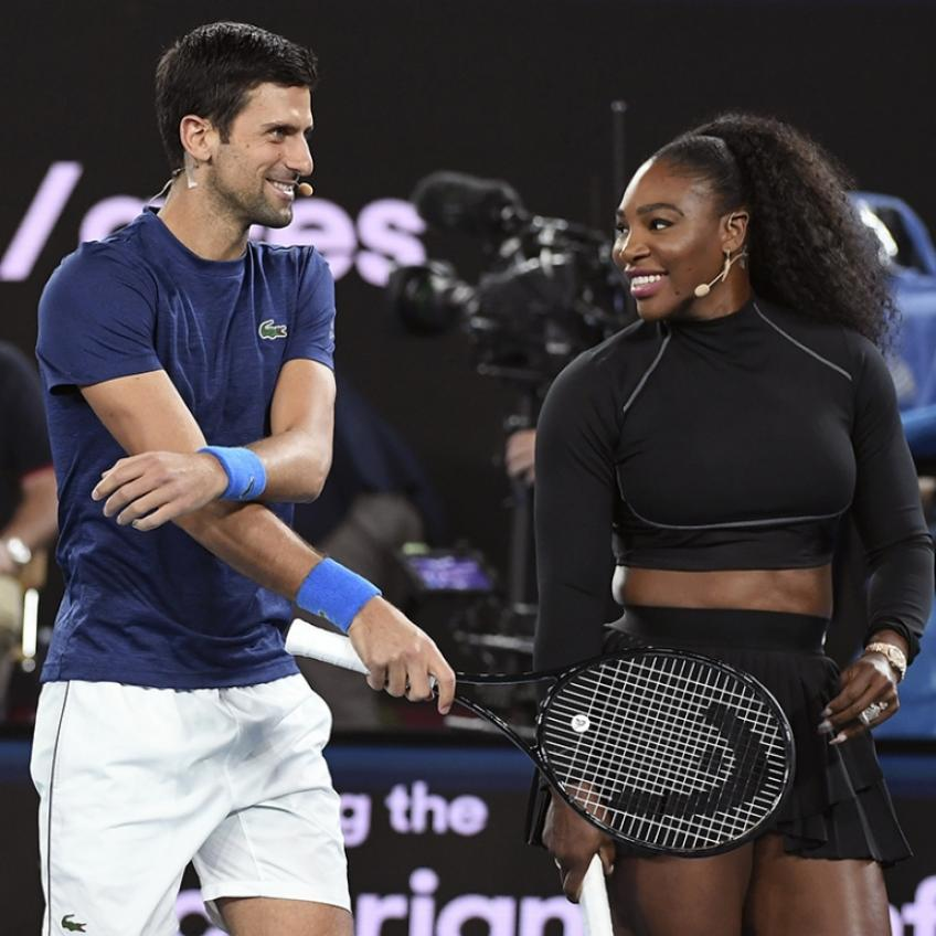 Serena Williams tight-lipped on PTPA: My conversation was between me & Novak Djokovic