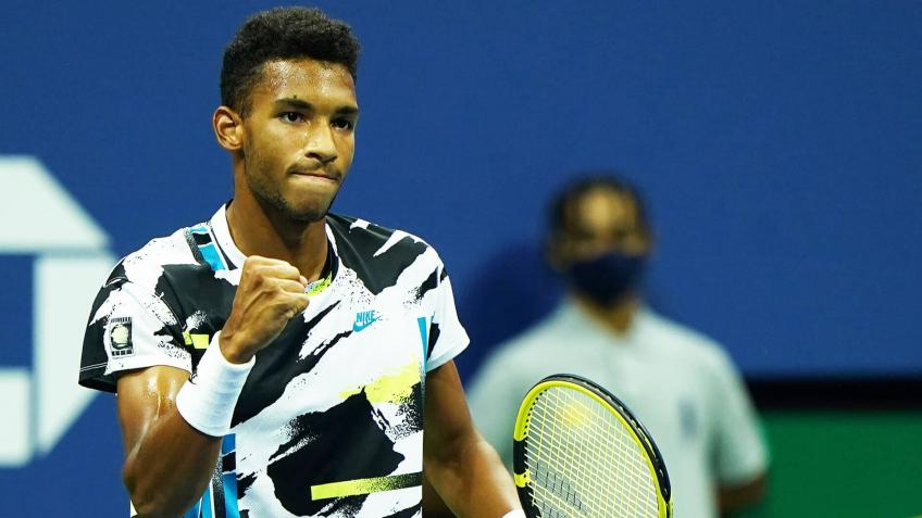 Felix Auger-Aliassime looking forward to Dominic Thiem US Open challenge