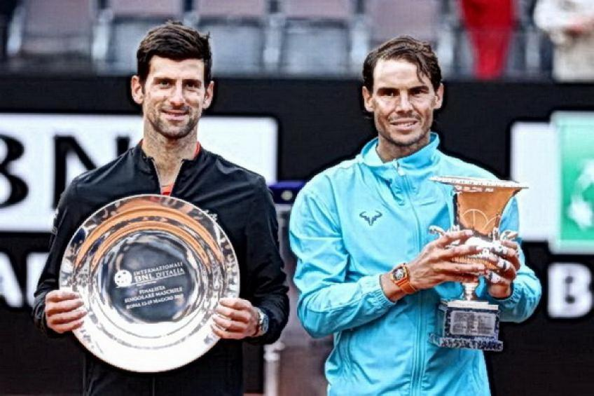 Rafael Nadal, Novak Djokovic and Dominic Thiem to compete in Rome with no crowd