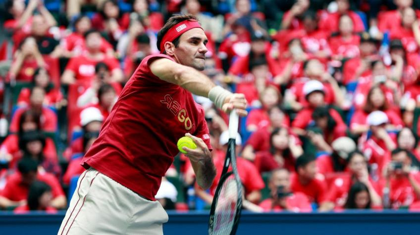 'When the circuit does not have Roger Federer and Nadal, they...', says former Top 5