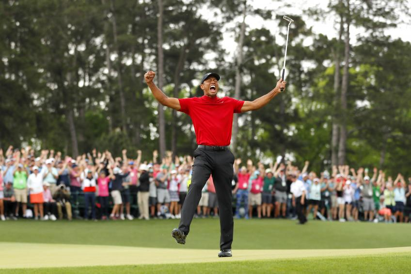 Good news for golf fans and Tiger Woods