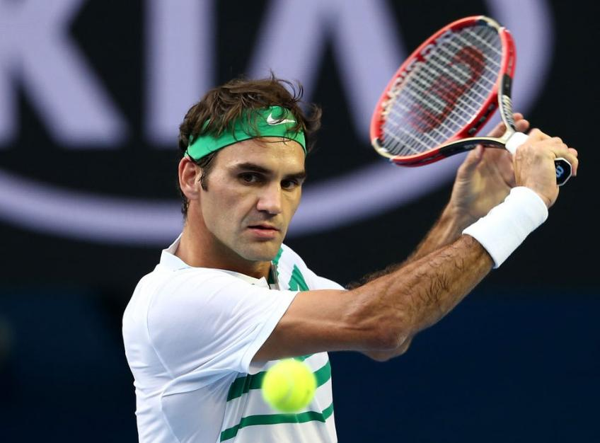 'Roger Federer's so down to earth', says American player