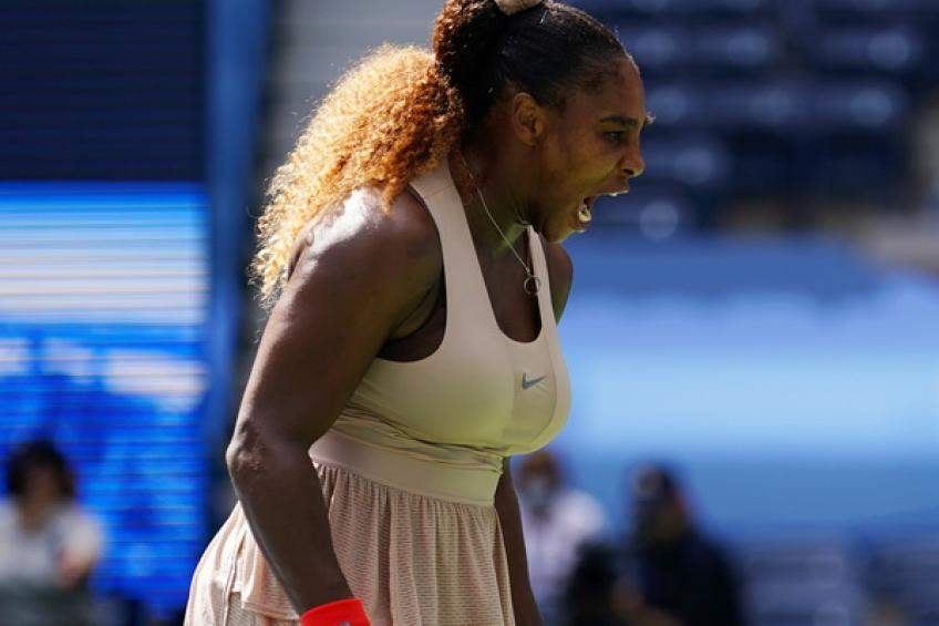 Serena Williams matches Martina Navratilova on important Major record