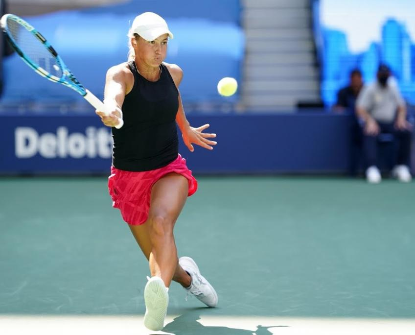 Jennifer Brady reaches US Open Semi-finals besting Yulia Putintseva