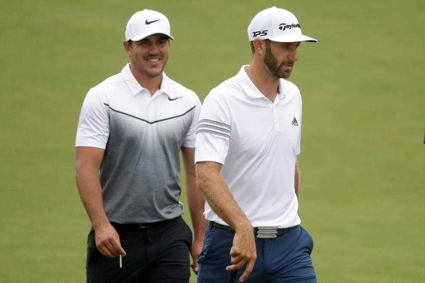 Did Dustin's win put an end to feud with Brooks Koepka?