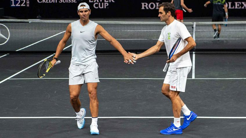 'If Roger Federer or Rafael Nadal did something like that...', says famous poet