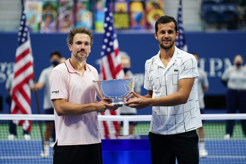 Bruno Soares: Special and amazing to win US Open after just recovering from virus