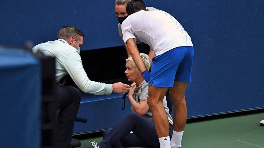 'Why did Djokovic get into that situation? Part of the merit...', says top coach