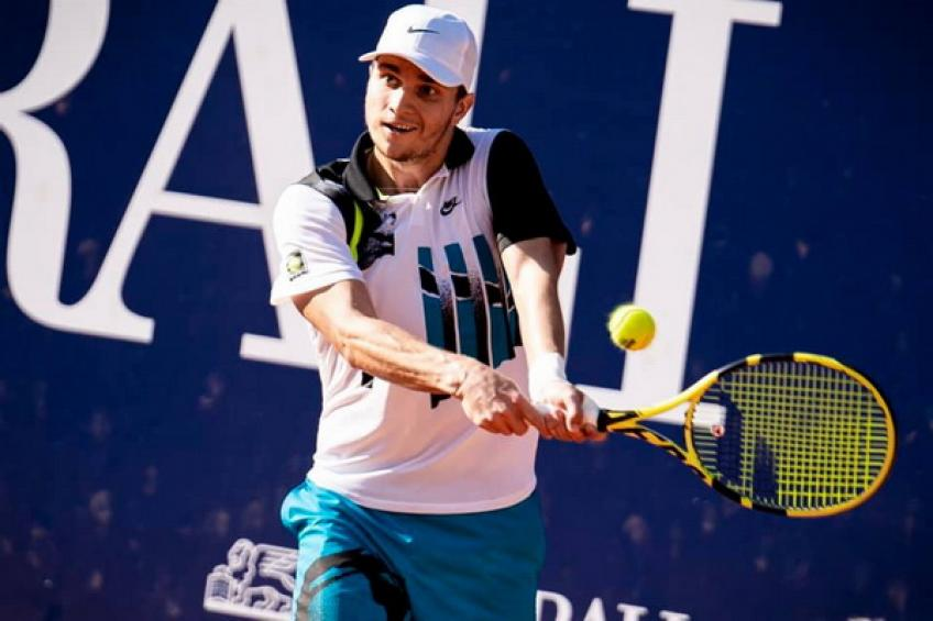 ATP Kitzbuhel: Miomir Kecmanovic beats Yannick Hanfmann for first ATP title