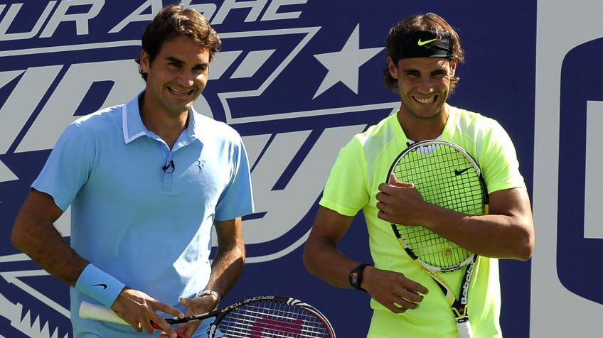 'Roger Federer and Nadal have so much power they can...', says Canadian ace