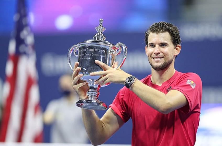 Dominic Thiem reveals how he felt moments after winning US Open