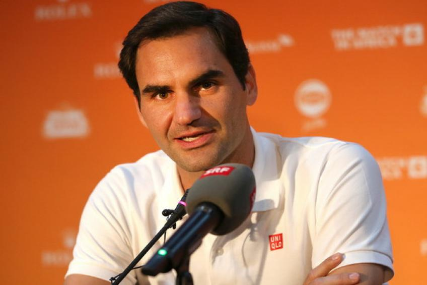 Severin Luthi: 'Roger Federer has never considered retirement. He will bounce back''