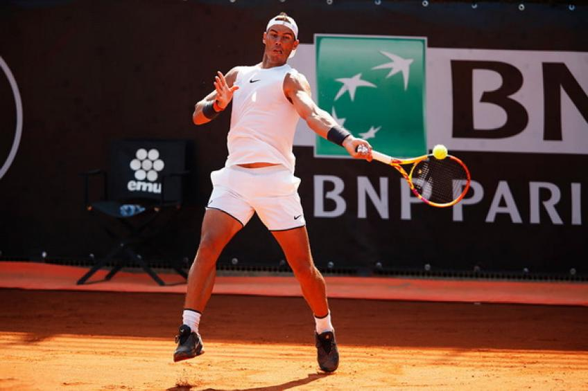 Rafael Nadal: 'I arrived in Rome with no high expectations. I need matches to..'