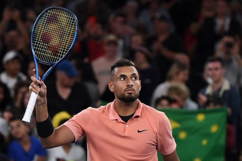 Nick Kyrgios on Novak Djokovic: We don't like him but he brings some crowds