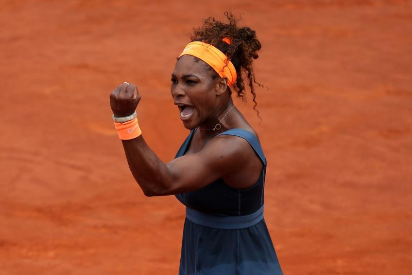 The women who made the Roland Garros history: Lenglen, Evert, Serena Williams
