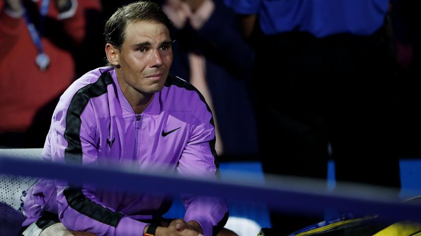 Rafael Nadal: 'Many are facing economic problems and...'