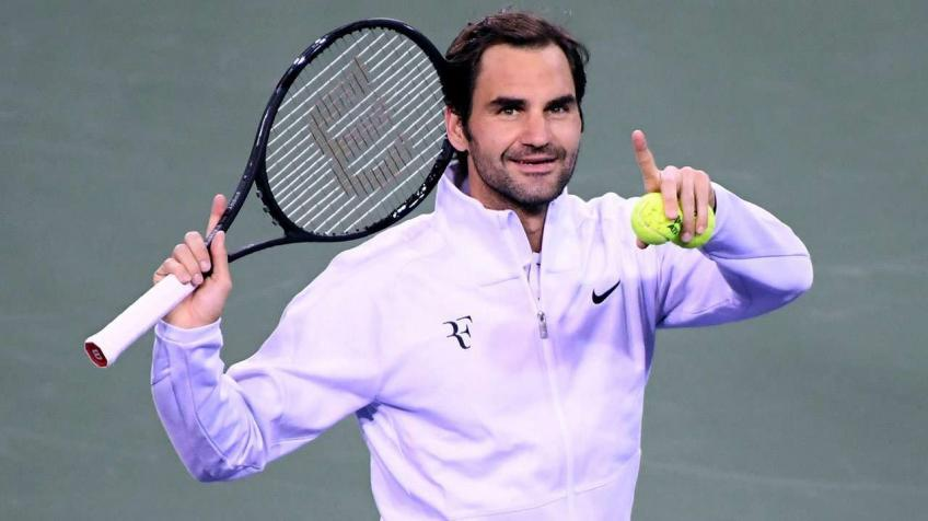 'Roger Federer represents the idea of superstar', says Grand Slam champion