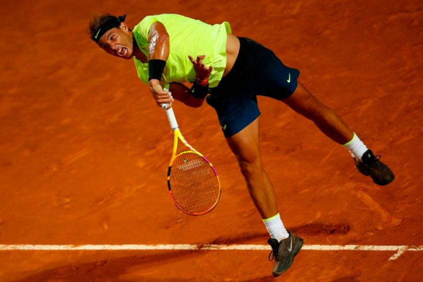Nadal, Djokovic enter quarterfinals as Italian Open prepares for fans