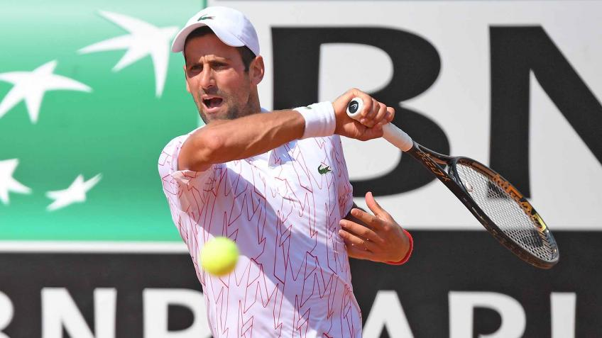 Novak Djokovic reflects on winning 87-minute long first set against Filip Krajinovic